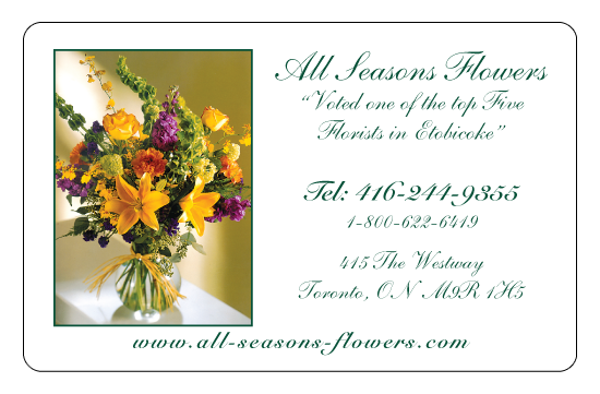 All Seasons Flowers