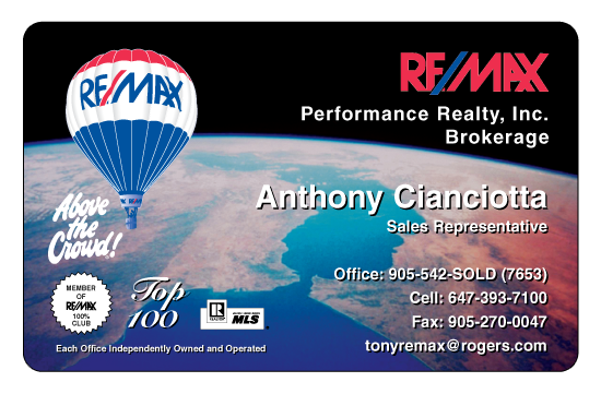 Anthony Cianciotta – ReMax