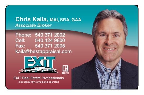 Chris Kaila – Exit