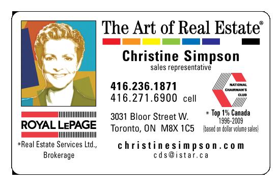 Christine Simpson – LePage