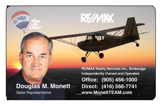 Doug Monett – ReMax