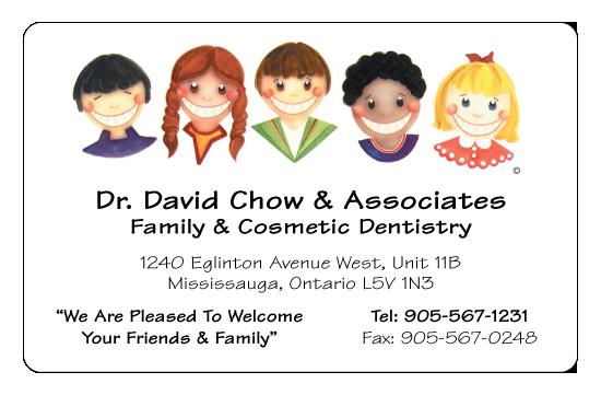 Dr. David Chow