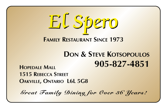 El Spero Restaurant