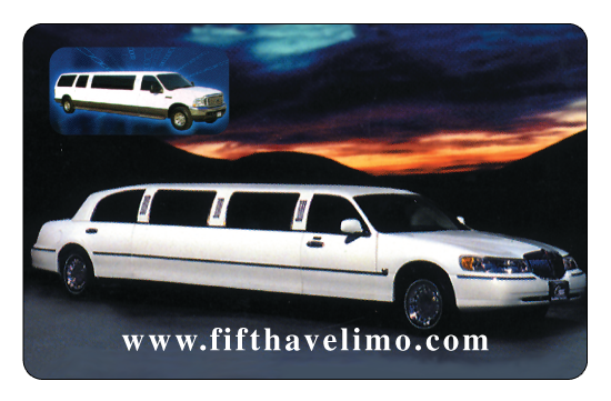 Fifth Avenue Limo
