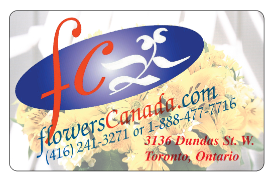 Flowers Canada