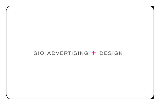 GIO Advertising