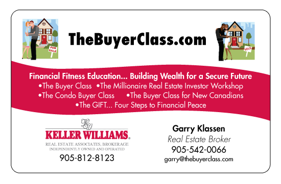 Garry Klassen – The BuyerClass