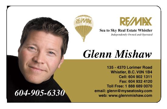 Glenn Mishaw – ReMax