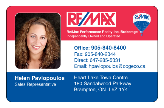 Helen Pavlopoulos – ReMax