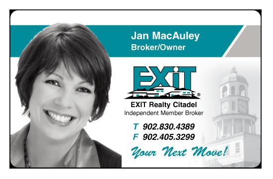 Jan MacAuley – Exit