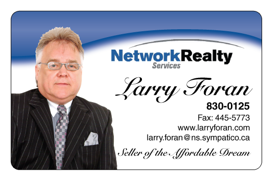 Larry Foran – Network Realty