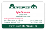 Lyle Somers – Assured Mortgage