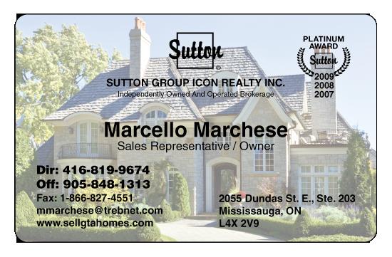 Marcello Marchese – Sutton