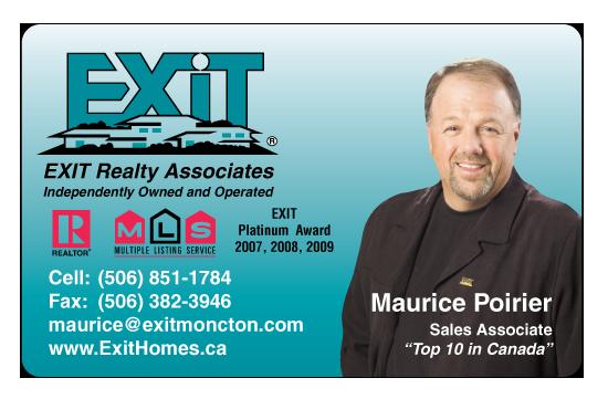 Maurice Poirier – Exit