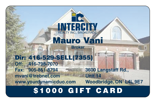 Mauro Vani – Intercity Realty