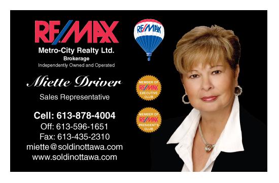Miette Driver – ReMax