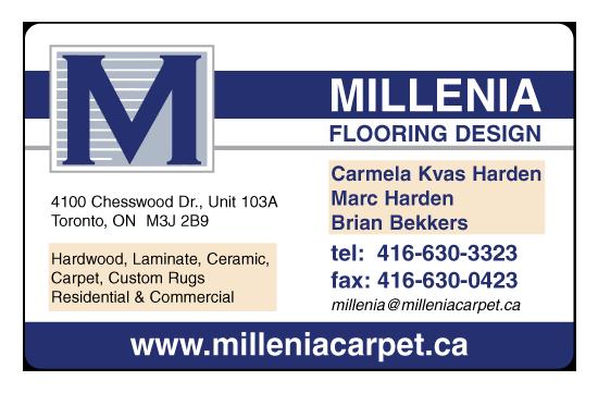 Millenia Flooring