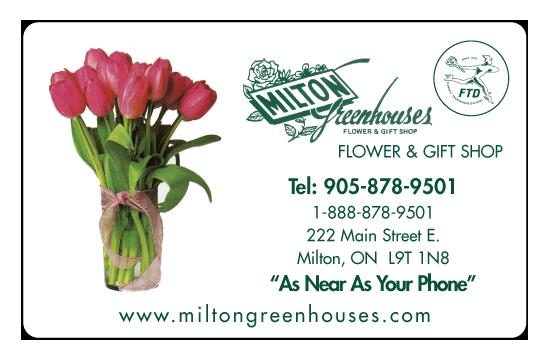 Milton Greenhouses
