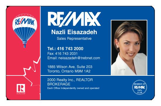 Nazli Eisazadeh – ReMax