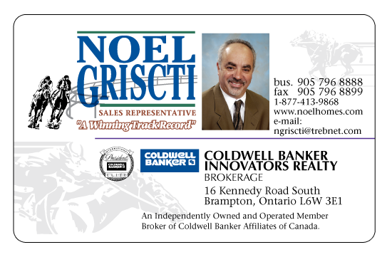 Noel Griscti – Coldwell