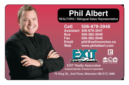 Phil Albert – Exit