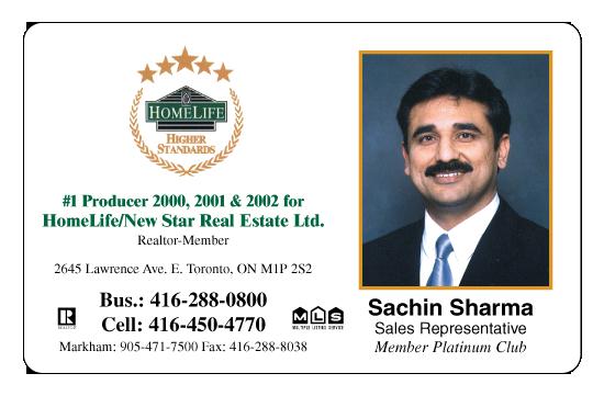 Sachin Sharma – HomeLife