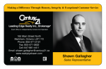 Shawn G., Leading Edge Realty Inc.