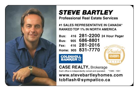Steve Bartley – Coldwell
