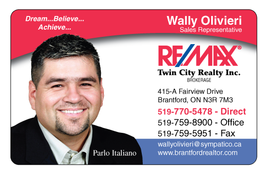 Wally Olivieri – ReMax