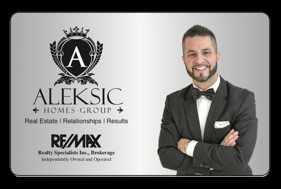 George Aleksic – ReMax