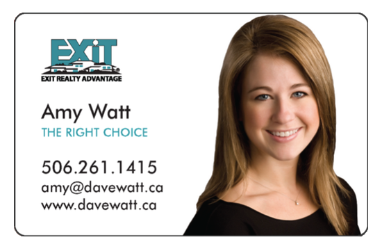 Amy W., EXIT Realty, New Brunswick