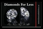 Diamonds for Less