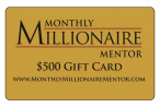 Monthly Millionaire Mentor