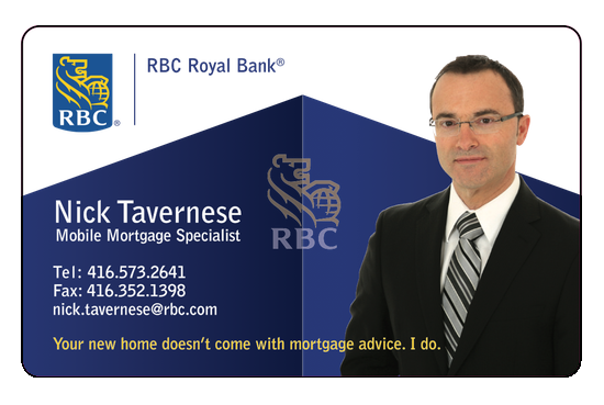 Nick Tavarnese – RBC