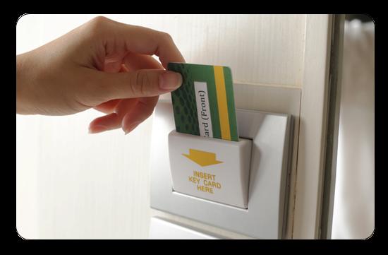 Green Hotel Card